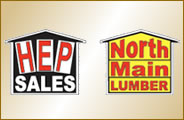 HEP Sales North Main Lumber